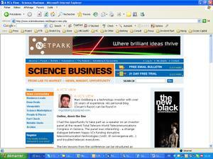 Sciencebusiness